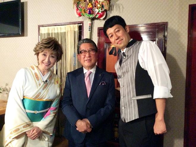 「フジテレビオンマンド」にてレギュラー番組「スナック幸子」放送スタート‼