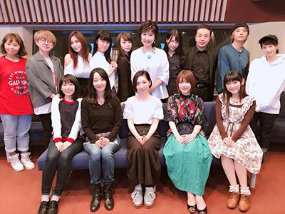 TVアニメ『Cutie Honey Universe』新作の大ボスを小林幸子が担当させていただきます!