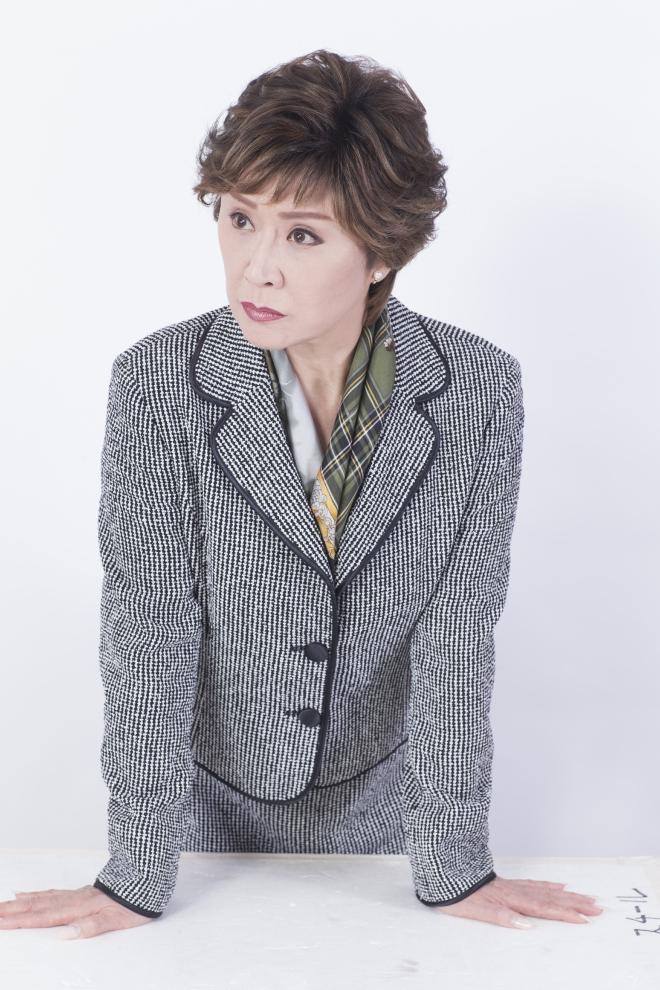 3年ぶりにドラマ出演決定!! 土曜ドラマ9「神酒クリニックで乾杯を」