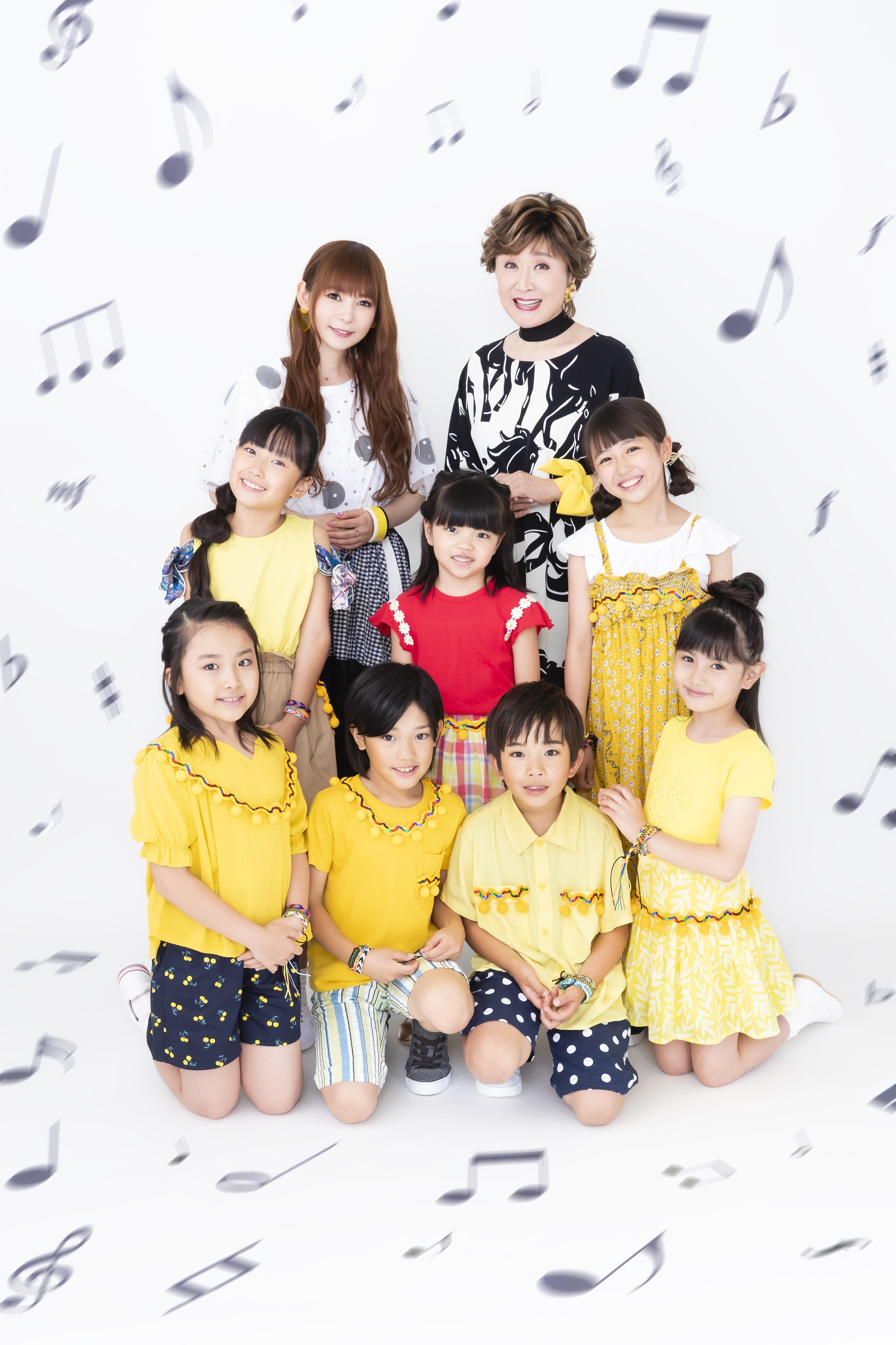 「風といっしょに」を一緒に歌う【ポケモンキッズ2019】決定!!
