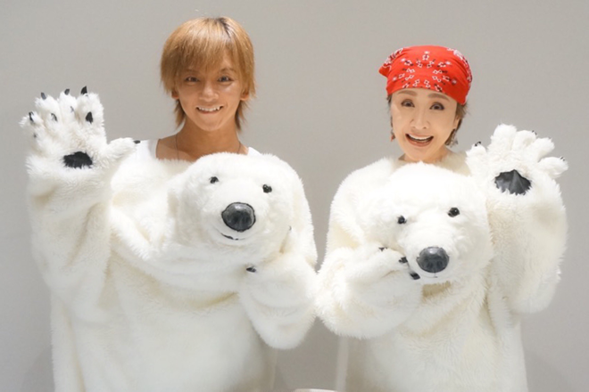 小林幸子×松岡充 2020年夏、驚異のユニット結成決定!
